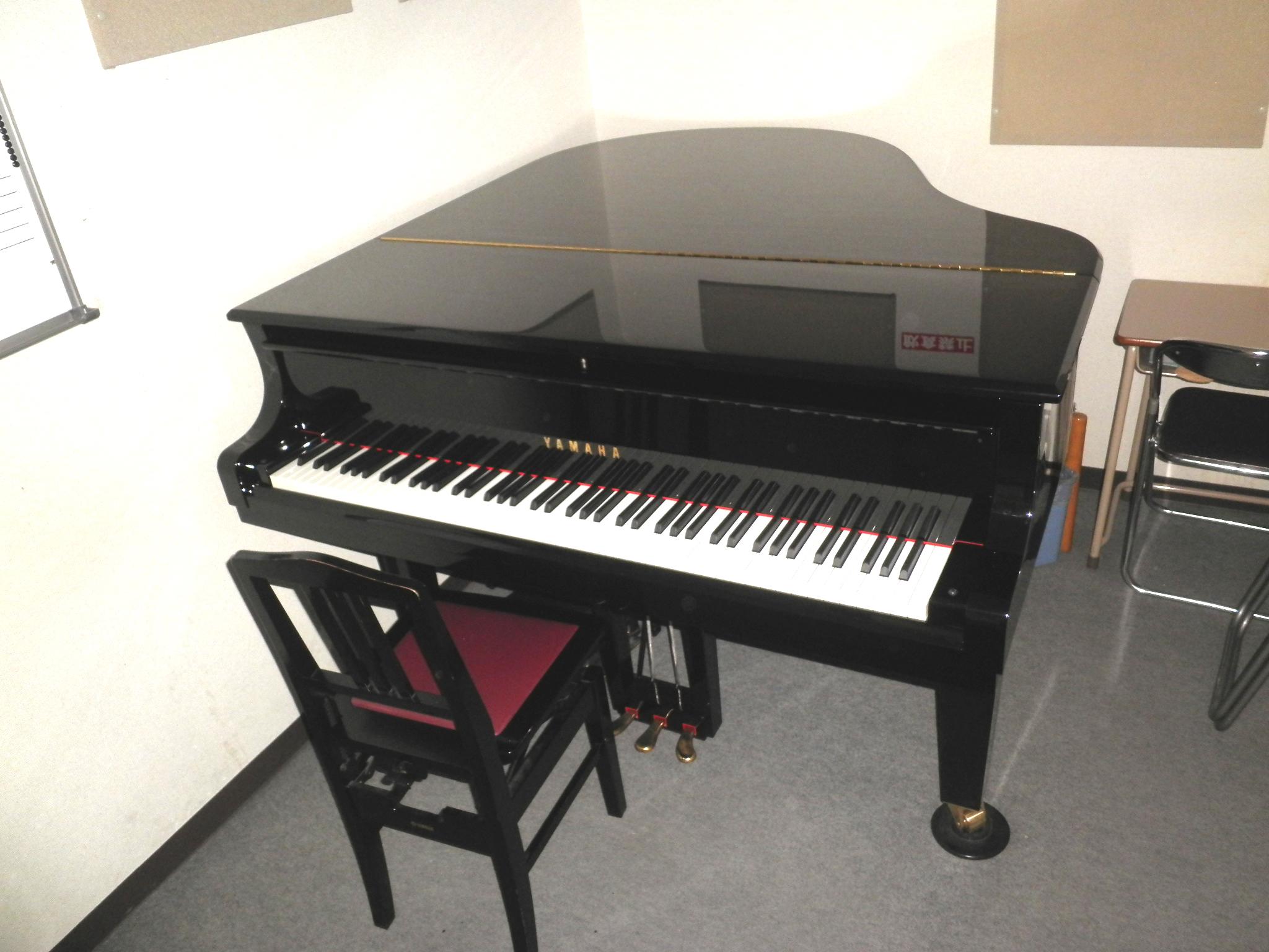 グランドプアノスタジオ