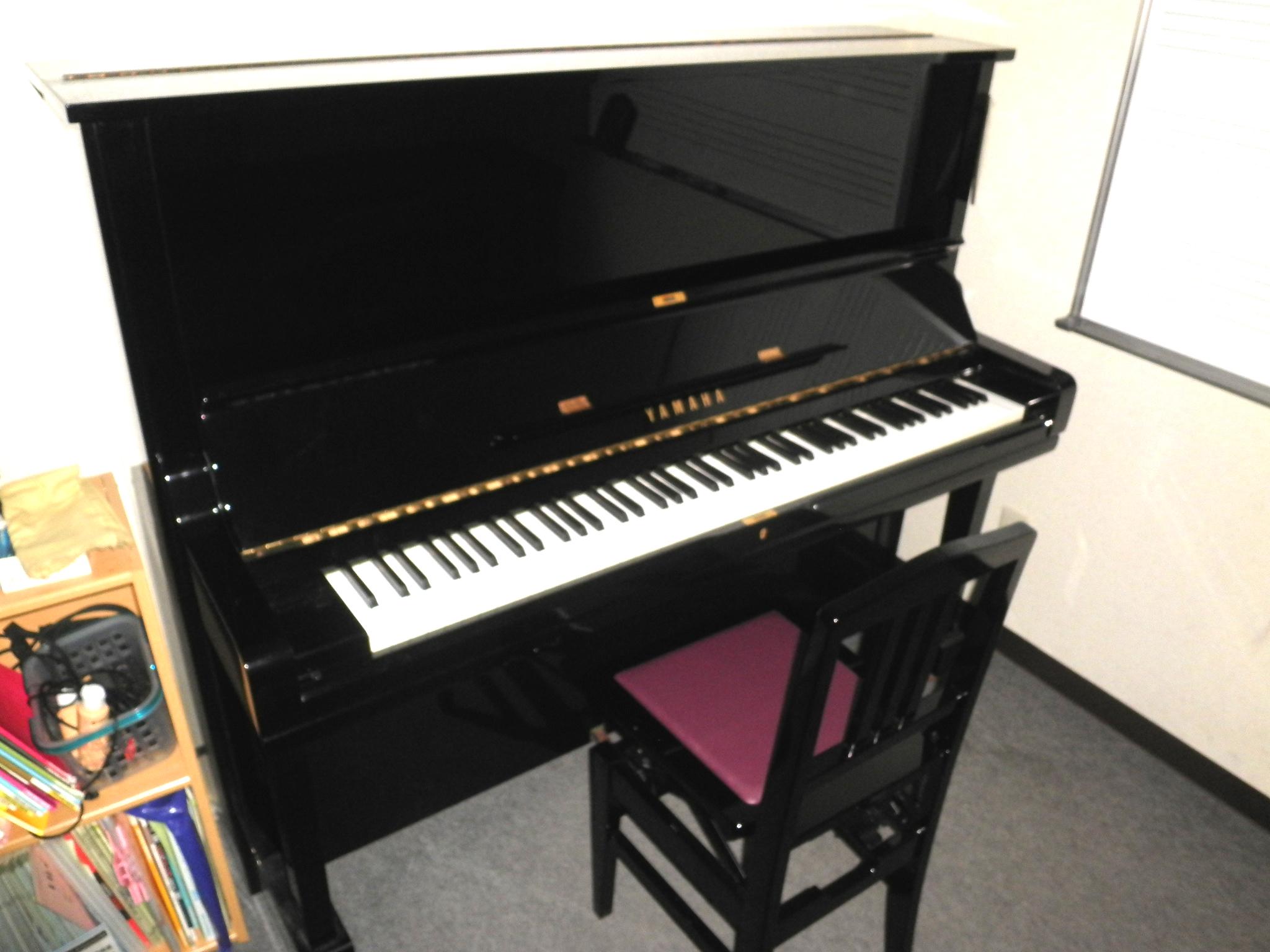 アップライトピアノスタジオ
